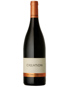 Syrah Grenache 2016 - Creation Wines