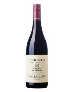 Syrah 2018 - Carinus Vineyards