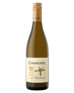Chardonnay Wooded 2015 - Chamonix