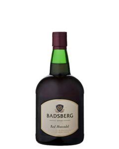 Badsberg Red Muscadel Breedekloof 2017 500ml