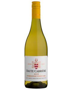 Haute Cabriere Chardonnay Pinot Noir Franschhoek 2019