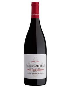 Pinot Noir Wooded 2015 - Haute Cabriere