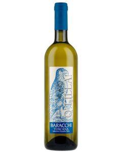 Baracchi Winery O'Lilla Bianco Toscana 2018