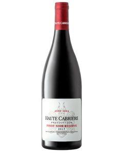 Haute Cabriere Pinot Noir Reserve Franschhoek 2017